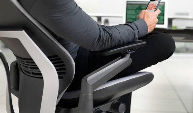 Fauteuil bureau ergonomique (A la Une)