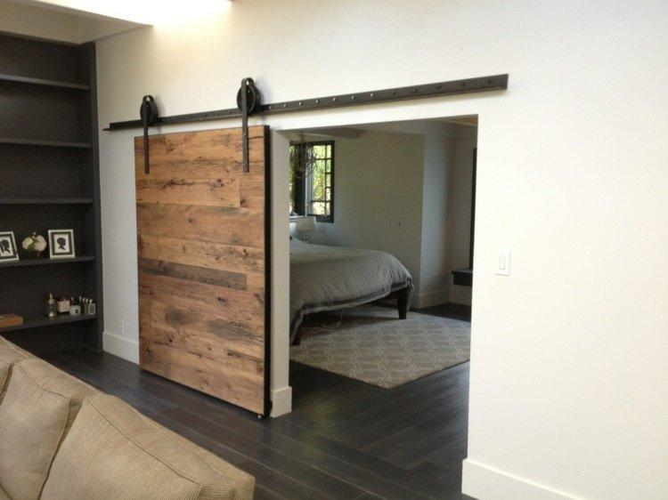 Réaménager son interieur avec portes coulissantes