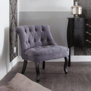 Un fauteuil crapaud habillera votre intérieur